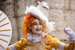 Carnaval vénitien d'Aix les Bains - mars 2017