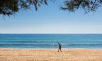 Promenade sur la plage - Canon EOS 5D Mark III - EF 50 mm f/1,4 USM - ISO 100 - f/11 - 1/320 s