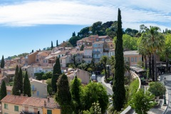 Panoramique de Bormes les Mimosas- Canon EOS 5D Mark III - EF 50 mm f/1,4 USM - ISO 200 - f/11- 1/200 s