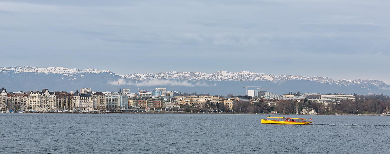 Balade à Genève