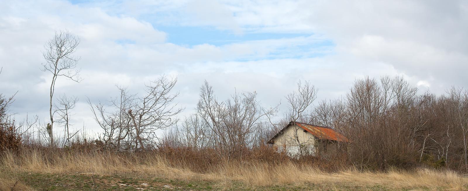 projet 52 - Vielle maison abandonnée en Savoie
