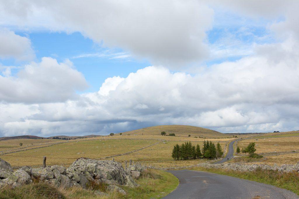Tour des Monts d'Aubrac - Paysages