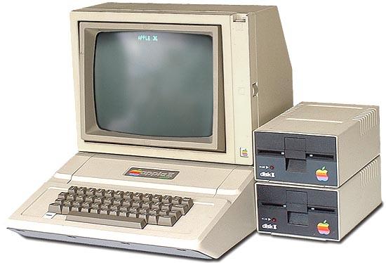 Apple IIe yapasfoto
