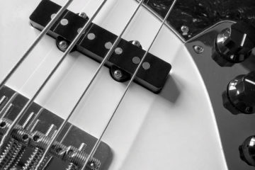 Projet photo 365 - Jazz Bass Fender