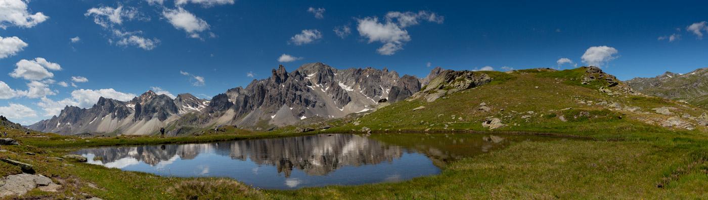 Vallée de la Clarée - Lac de Montagne