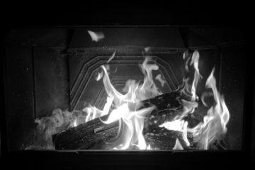 Projet 365 - Première flambée