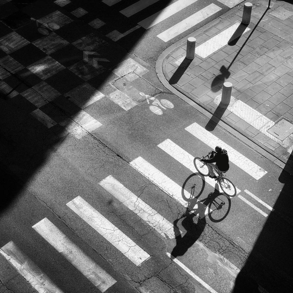 Projet photo 2018 - En ville faut rouler en vélo