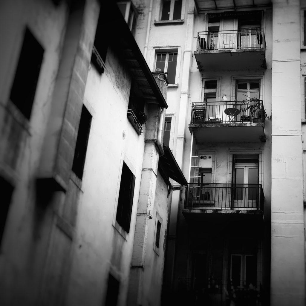 Projet 365 - Fenêtres sur cour