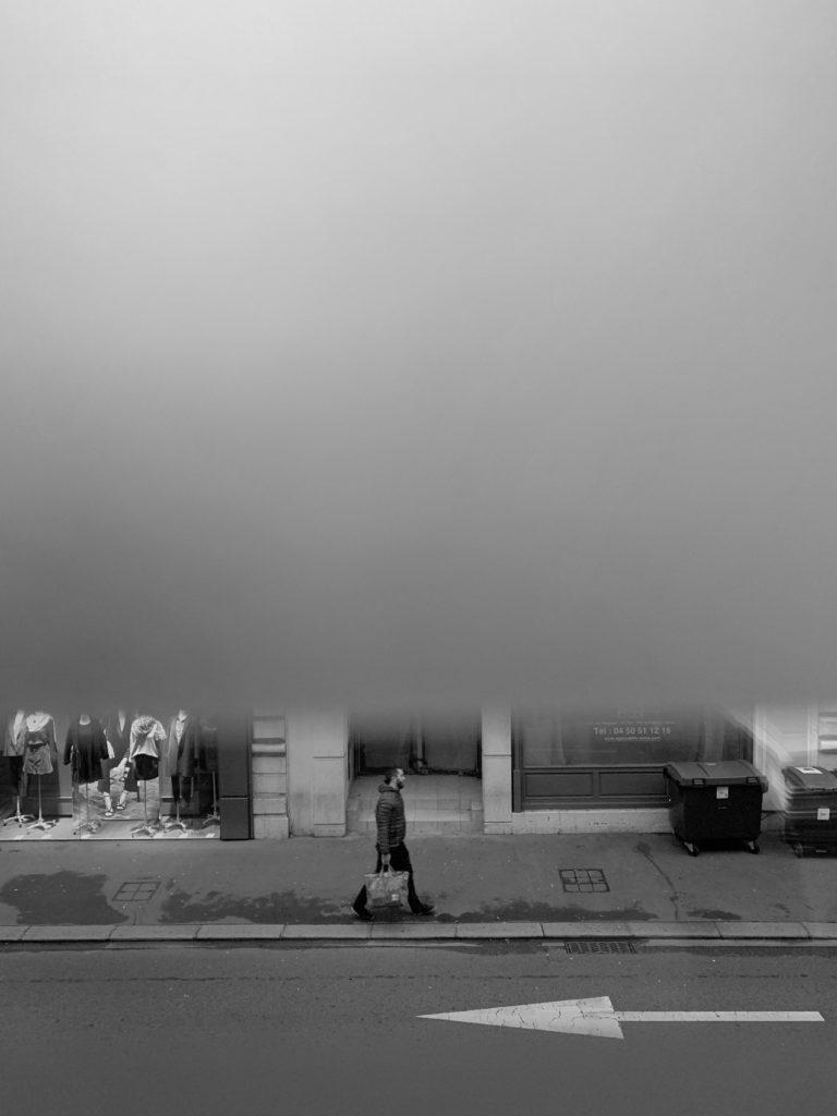 Projet photo 365 - A travers la fenêtre