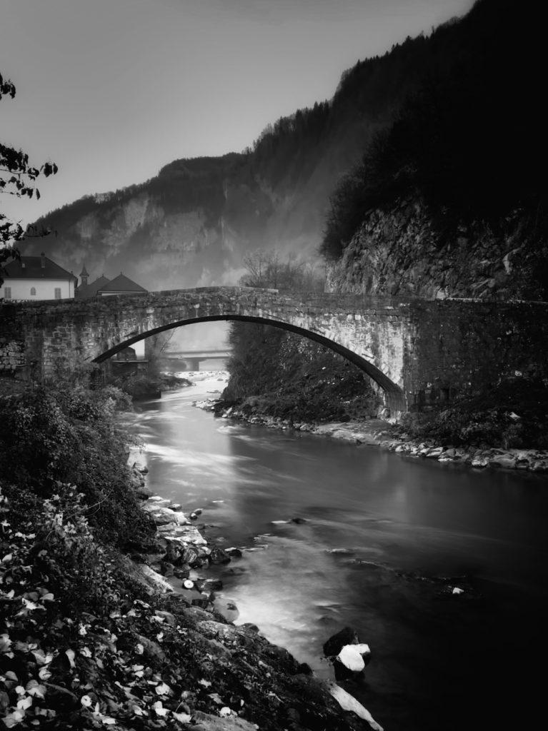 Projet photo 365 - Le pont de Cluses