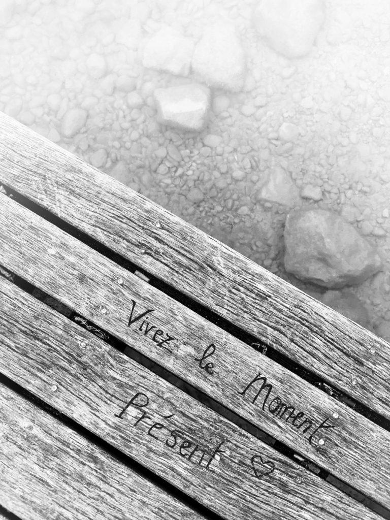 Projet photo 365 - Pleine conscience au bord du lac