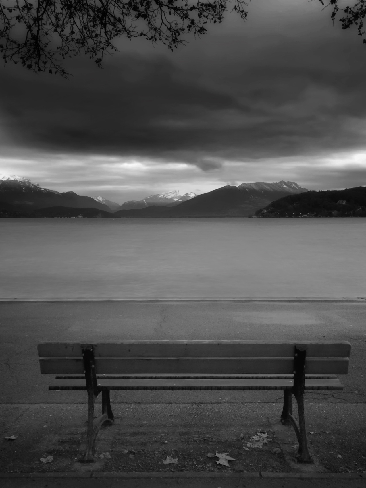 Projet 365 - Bord du lac d'Annecy