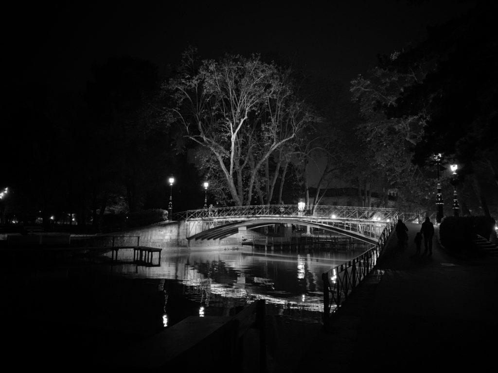 Projet 365 - Le pont des amours à Annecy