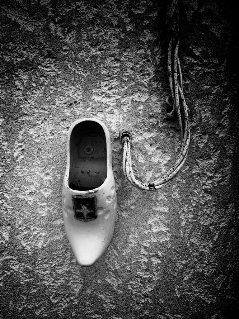 Projet 365 - Les pieds dans le même sabot