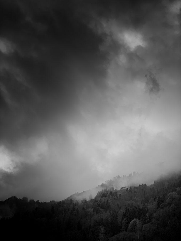 Projet 365 - Perdu dans la montagne