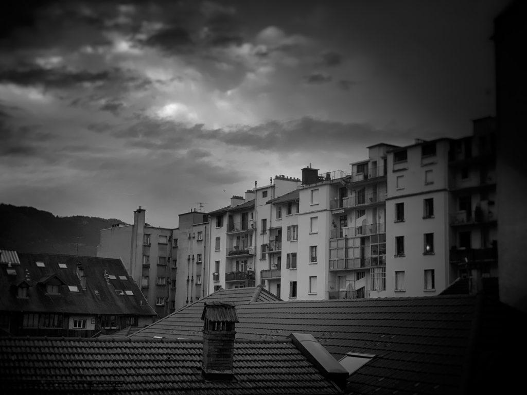 Projet 365 - Sur les toits d'Annecy
