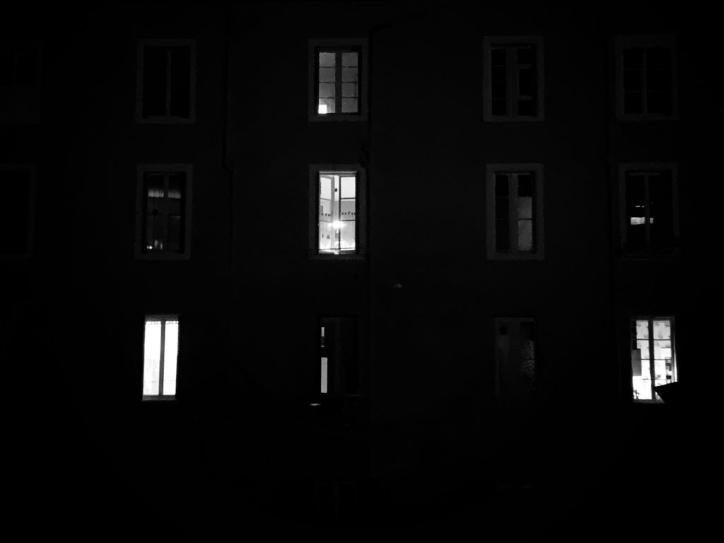 Projet photo 365 - Fenêtres sur cours