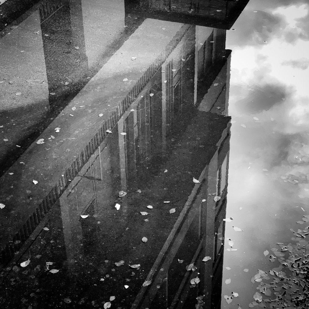 Projet photo 365 - Reflet citadin