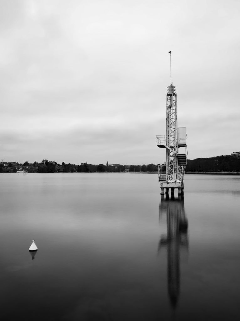 Projet photo 365 - Reflets sur le lac