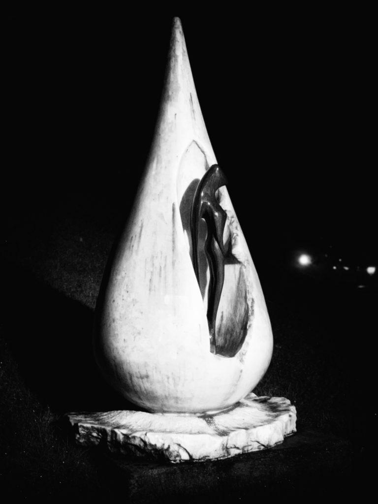 Projet 365 2018 - Une belle statue