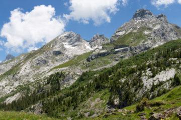 Projet 52 - Panorama des Aravis