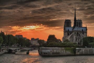 Projet 52 - Notre Dame de Paris en HDR