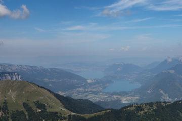 Projet 52 - Panorama du lac d'Annecy depuis la Sambuy