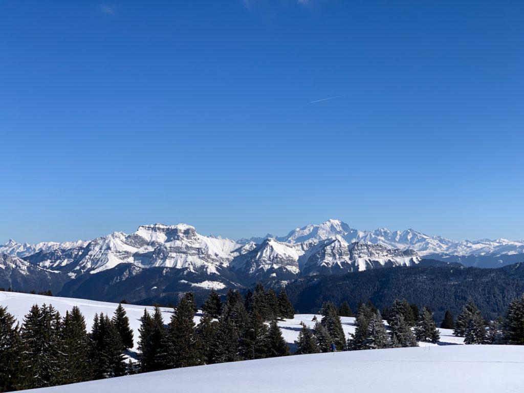 Projet 52 - Chaine du Mont-Blanc