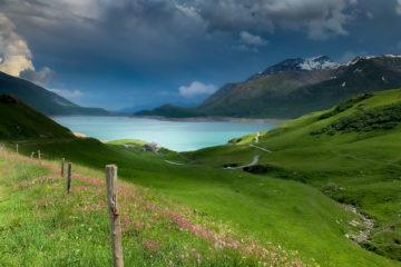 Projet photo 52 - Lac du Mont Cenis