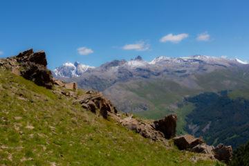 Paysage des Hautes-Alpes