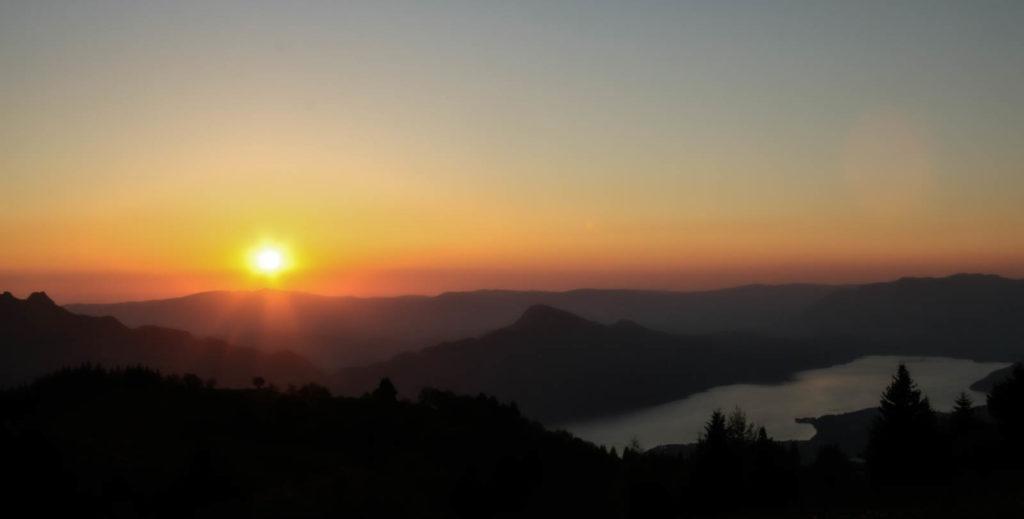 Projet 52 2020 - vue depuis le mont Nivolet