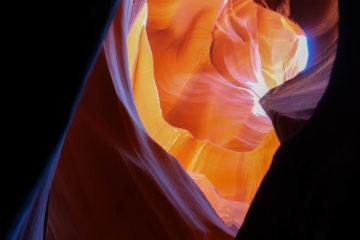 Projet 52 - Antelope Canyon