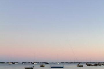 Projet photo 52 - Pêcheur sur l'ile de Ré