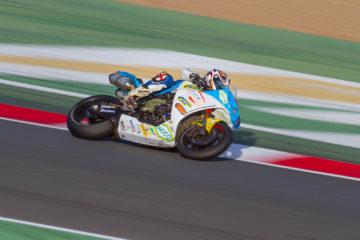 Projet 52 - Moto sur le circuit de Nevers Magny-Cours