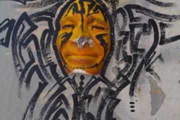 Projet 52 - Tag sur les murs de Paris