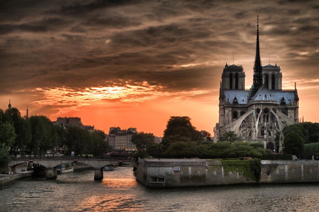 Projet photo 52 - HDR de Notre Dame de Paris