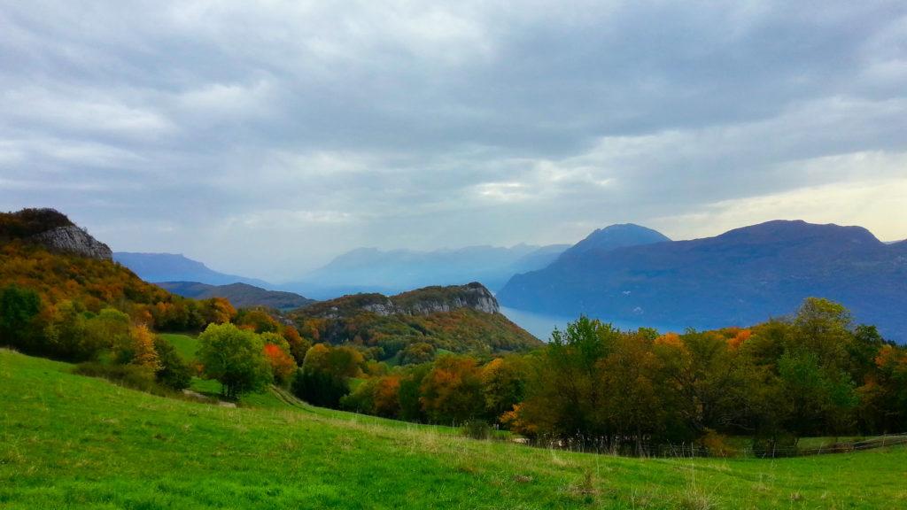 Phoneographie - Paysage de Savoie