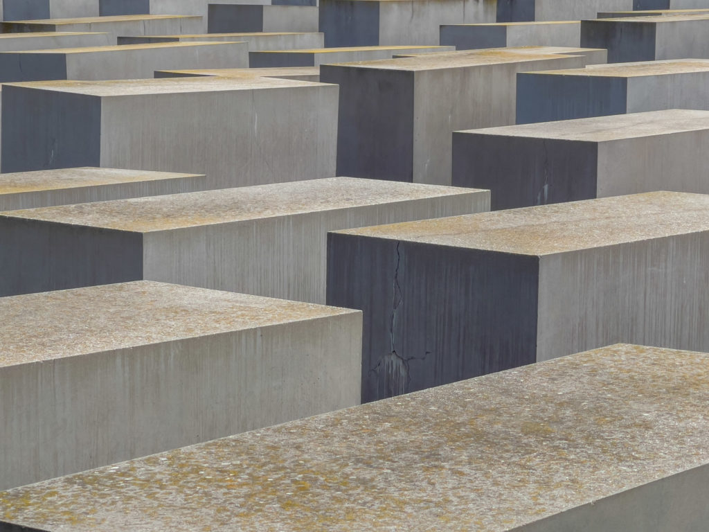 Stèles des juifs assassinés d'Europe